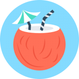 icon coconaut