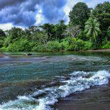 Plage pacifique sud Costa Rica