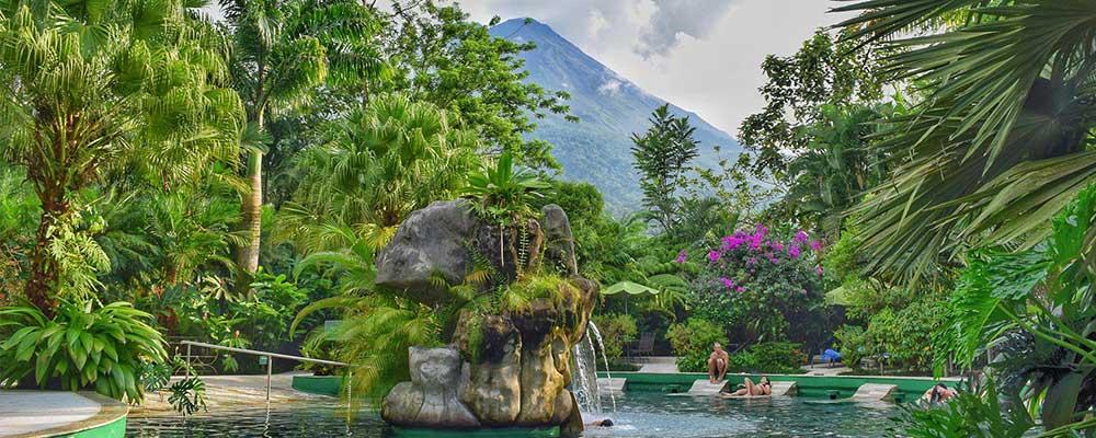 nature costa rica volcan