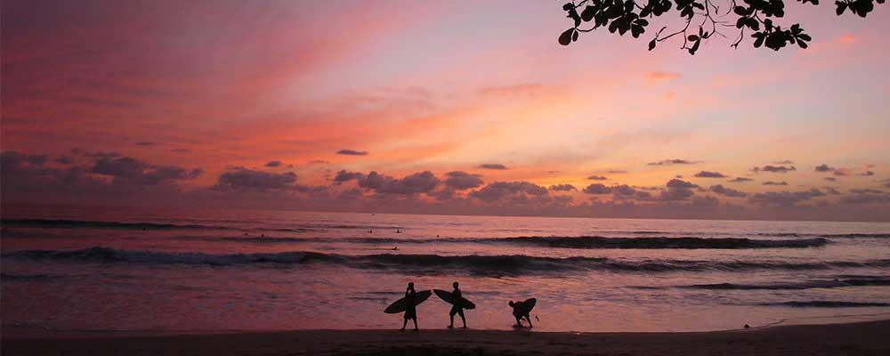 nature plages costa rica