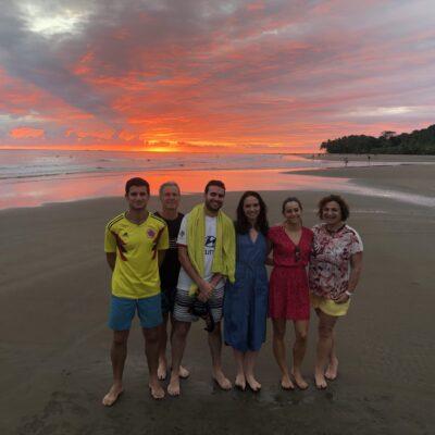 famille Troalen - Séjour Costa Rica - Arawak
