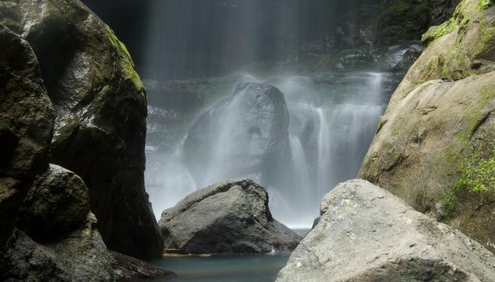 bribri cascade